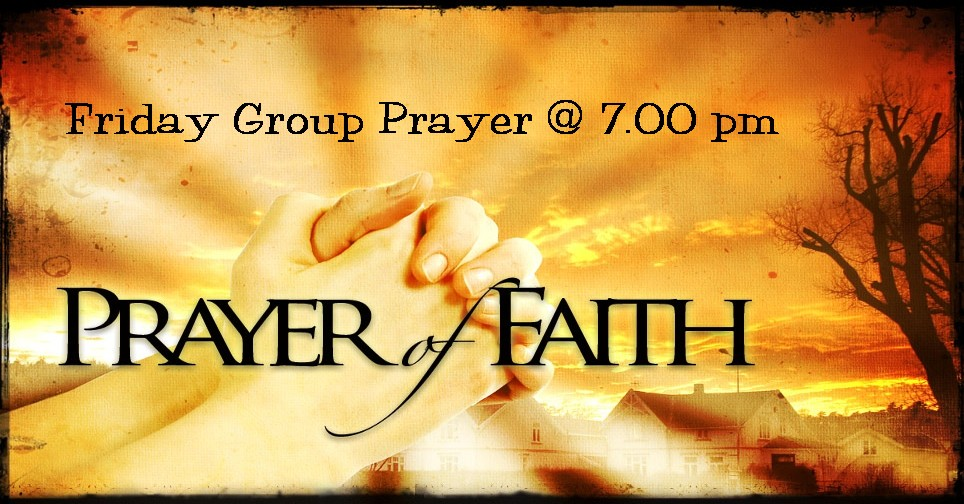 Friday Group Prayer